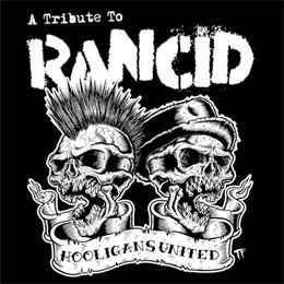 A tribute to rancid omslag