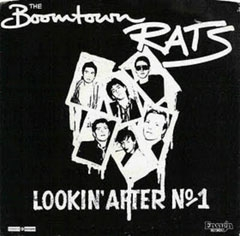The Boomtown Rats omslag