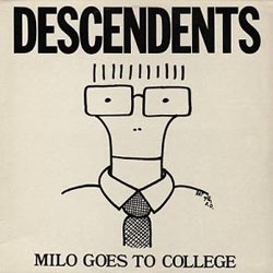 Milo Goes To College omslag