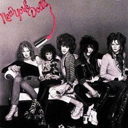 New York Dolls omslag